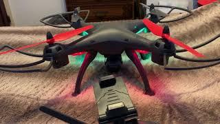 "Vivitar DRC 446 Drone - ""How To"" Calibration"