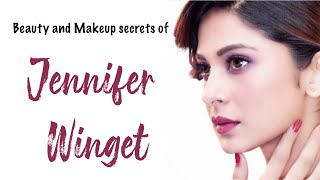 Jennifer Winget Beauty and Makeup secrets!!