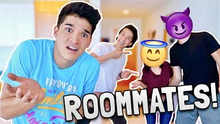 ANOTHER YOUTUBE COUPLE MOVED IN?!