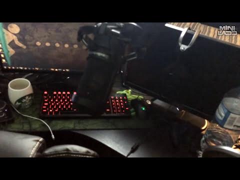 Mini Ladd Gaming/YouTube Setup 2014!