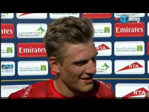 Marcel Kittel wins Dubai Tour 2016 - Interview and Impressions