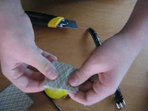 Обучение фокусу уголок карты в лимоне