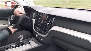 NEW Volvo XC60 SUV 2020 Test Drive Review - D4 AWD Inscription Line