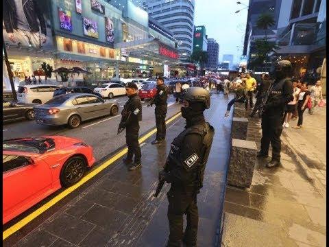 KL2017:  Jangan panik kehadiran 'kumpulan bersenjata'