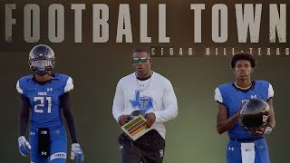 Trinity: Coaching Sons' Team is Deion Sanders Calling | Football Town