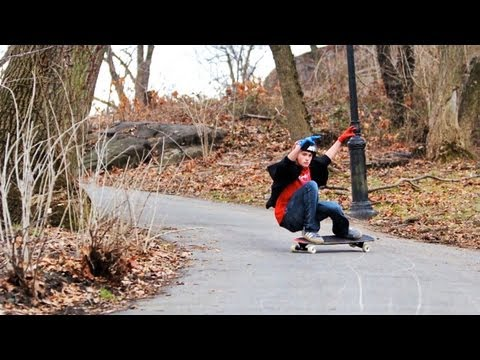 Longboarding: 48hrs in NYC w/ John Kreutter
