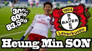 HEUNG MIN SON zu Bayer 04 Leverkusen ? Bergis Transfer-Orakel