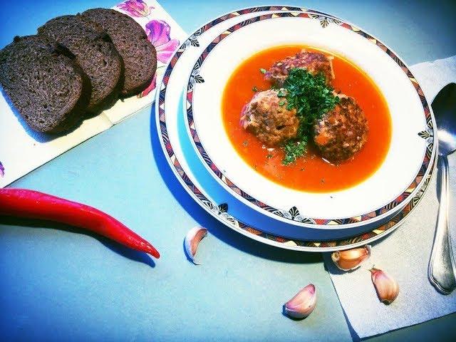 Ужин за 30 минут. Тефтели / Meatballs