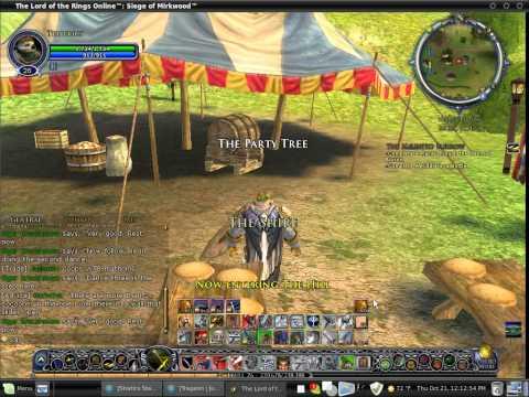Lord of the Rings Online on Ubuntu