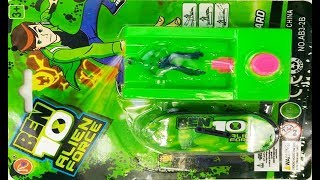 Ben 10 Alien Force Toys / Ben10 Ultimate Alien ATTACK - Ben 10 Returns