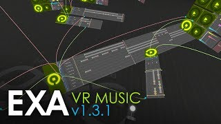 EXA: The Infinite Instrument | DevUp v1.3.1 | Sequencer Interface, MixCast MR Support, Linking Tool