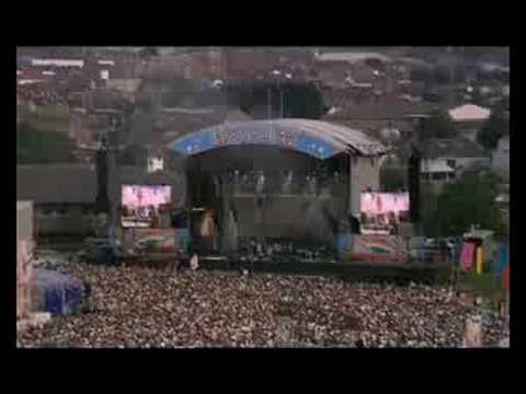 Primal Scream - Dolls live Isle Of Wight 2006