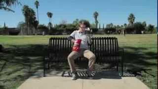 Doritos Werbung - Heisses Girl joggt