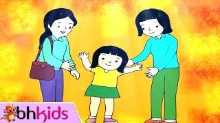 Mẹ Và Cô - Thơ Cho Trẻ Mầm Non 3 Tuổi