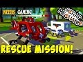 Scrap Mechanic - Rescue Mission!