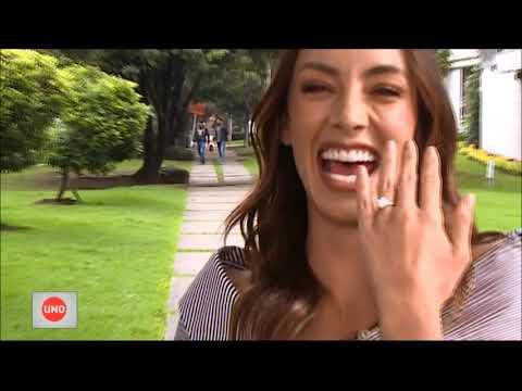 Así fue la propuesta de matrimonio a la actriz Carolina Guerra
