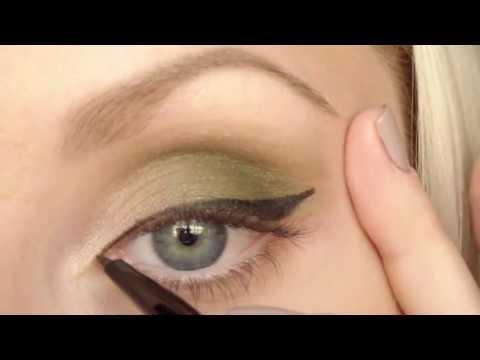Как сделать макияж с палеткой