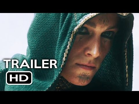 Assassin's Creed Official Trailer #2 (2016) Michael Fassbender, Marion Cotillard Action Movie HD