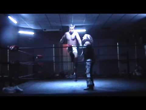 Pro Wrestling Blitz: Cameron Skyy vs. Tommy Treznik (Mixed 2010 Season ...