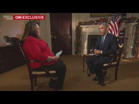 Obama: Gitmo inspires jihadists