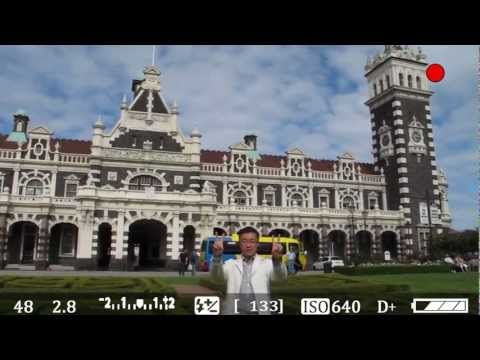 Dunedin through the eyes of a Chinese visitor