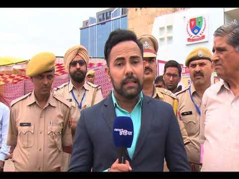 Rajasthan Police Exam 2018 in Nims University Rajasthan | ASP Jaipur | Student, Staff News