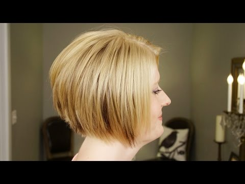 HOW TO DO LOWLIGHTS ON A NATURAL BLOND // SHORT HAIRSTYLES FOR WOMEN