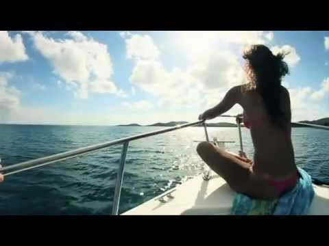 Video: Vanessa Tello se luce para calendario Miss Reef 2012