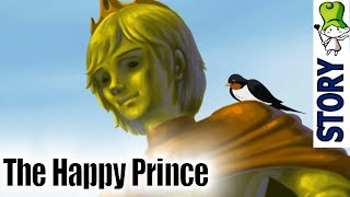 The Happy Prince - Bedtime Story Animation | Best Children Classics HD