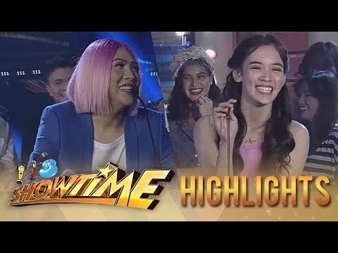 It's Showtime PUROKatatawanan: Ate Girl Jackque wins over Vice