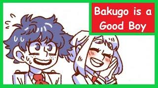 Bakugo is a Good Boy I Promise (MHA Comic Dub)