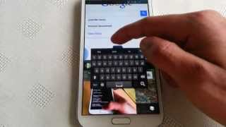 Samsung Galaxy Note 2 MULTITASKING DO 3 THINGS AT ONCE MUST SEE!!