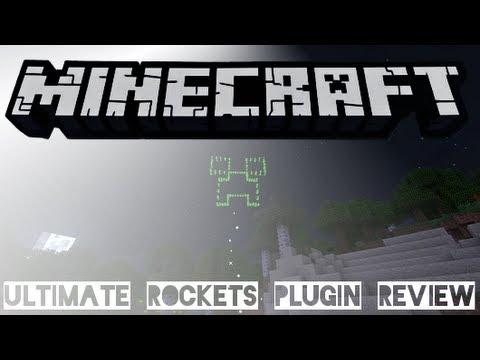 Bukkit Server - Ultimate Rockets Plugin [Review][Minecraft][1.6.2]