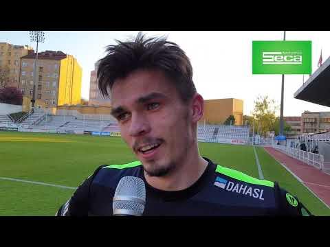 Jakub Martinec: Za gól jsem rád, ale škoda, že máme jen bod