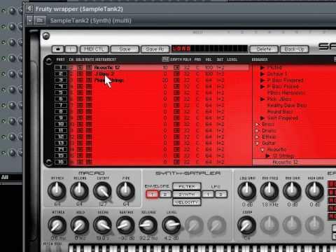 FL Studio - Using Multi-Out Plug-Ins - Warbeats Tutorial