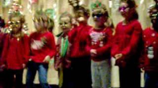 Eight Tiny Reindeer Rap