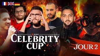 Finale de la #MagicCelebrityCup : 36 Personnalités de 3 pays différents s'affrontent - JOUR 2