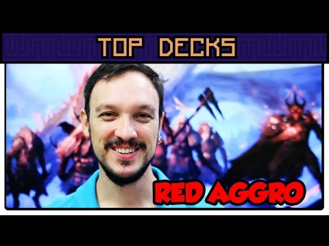 Red Aggro T2 - Top Deck - Magic the Gathering