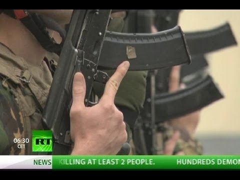 Spetsnaz Special: The Legendary Kalashnikov (RT Documentary)