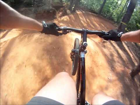 Blankets Creek Freeride Downhill BMX Mountain Biking in Georgia