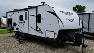 2019 Prime Time Manufacturing Tracer Breeze 25RBS travel trailer RV video walkthrough