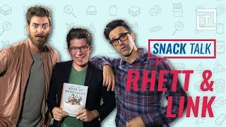 GMM Hosts Rhett & Link Debate Snack Food || SnackTalk