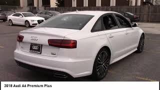 2018 Audi A6 Metairie LA LOA030708