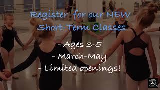 New Short-Term Classes at Debbie Werbrouck School of Dance