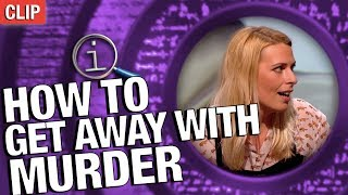 QI | How To Get Away With Murder
