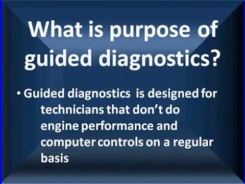 001 Introduction to GM Guided Diagnostics