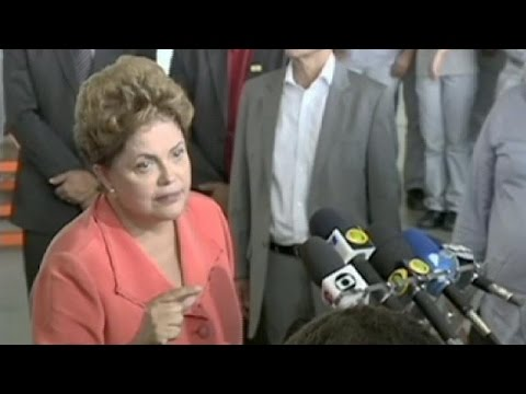 Rousseff edges ahead in polls days before Brazil election run-off