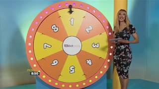 Loot Spin the Wheel Competition