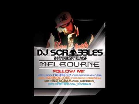2014 DJ SCRIBBLES REMIX   LEAN ON ME VS TWISTED