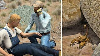 First Aid - Scorpion Stings Training